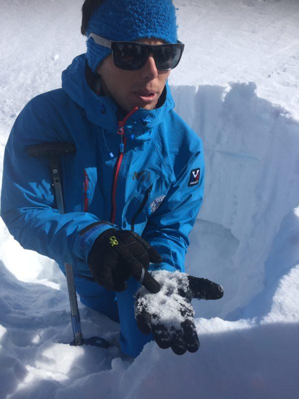 avalanche ski safety training